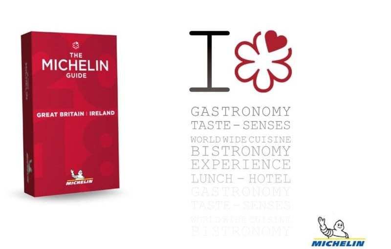 Michelin Guide Great Britain & Ireland 2018 Released