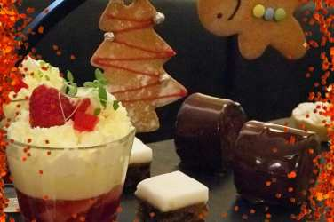 Foodie Explorers glasgow Malmaison festive afternoon tea