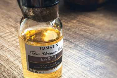 tomatin whisky five virtues earth