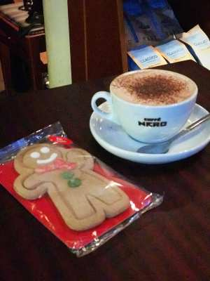 Cafe Nero Christmas drinks