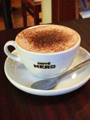 Cafe Nero Christmas drinks