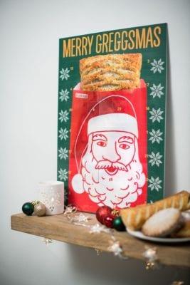 Greggs Advent Calendar