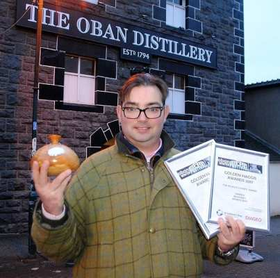 Mccaskie Butchers People's Choice Award Best Haggis Scotland Scottish Craft Butchers