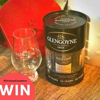 Glengoyne whisky Christmas competition