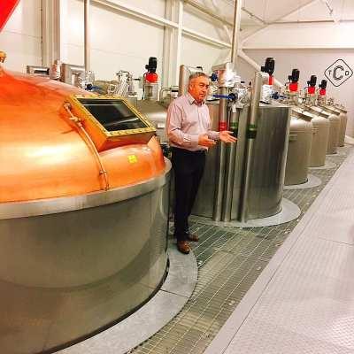clydeside Distillery glasgow visitor centre