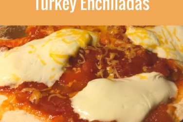 turkey enchiladas recipe