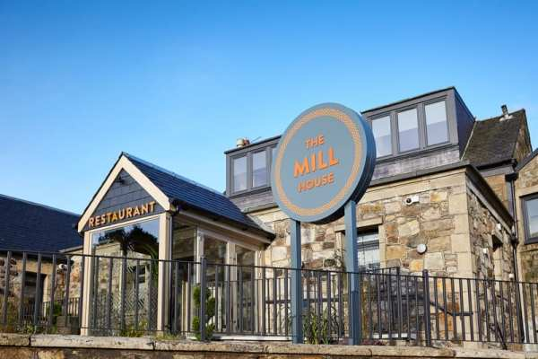 The Mill house stewarton