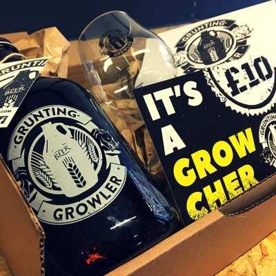 Grunting Growler Christmas gift sets
