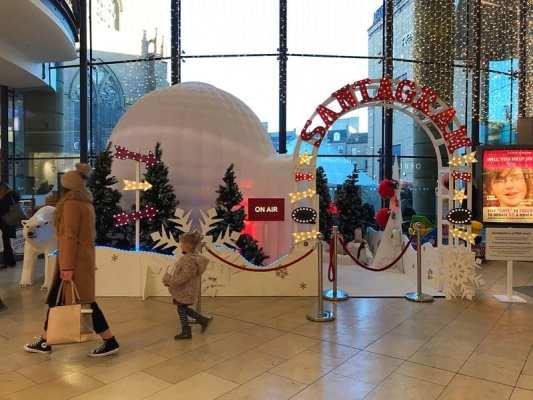 overgate shopping centre christmas market