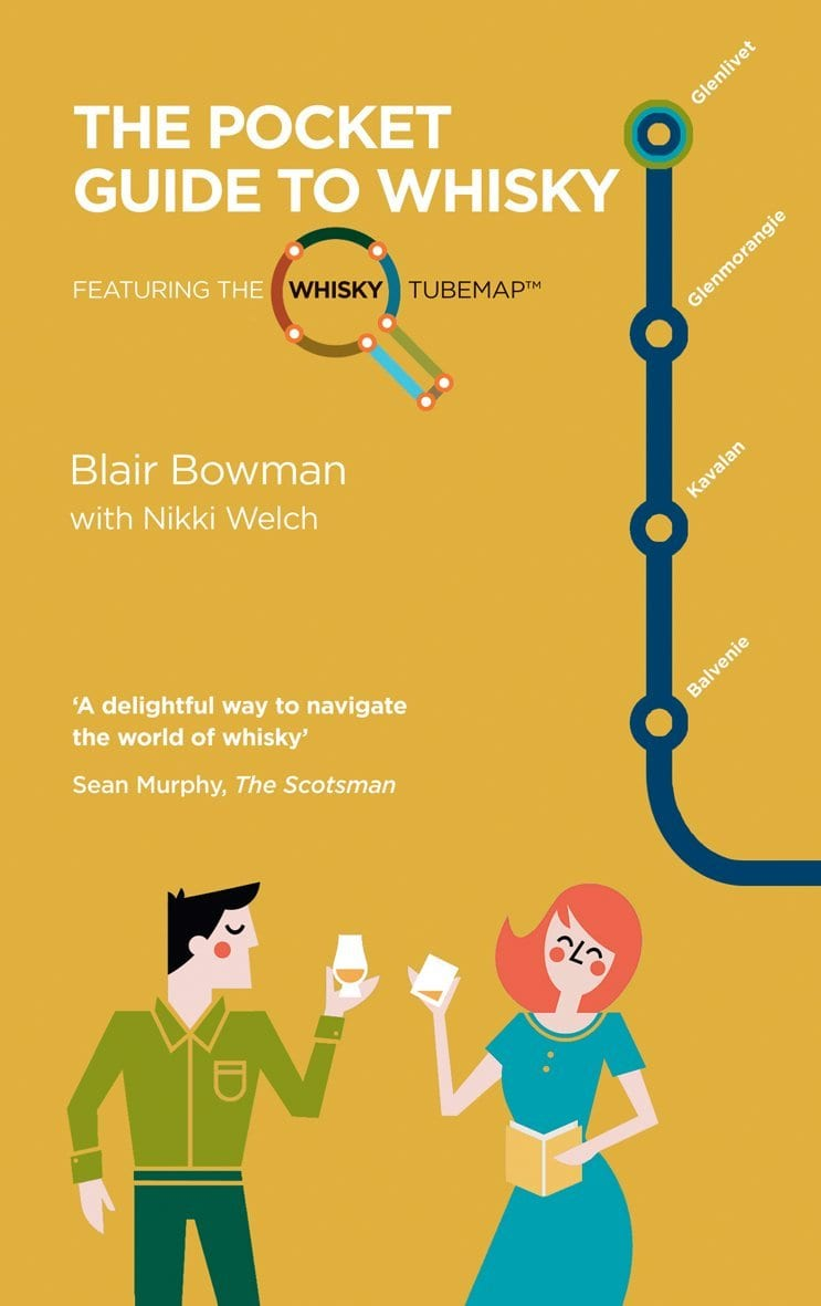 The pocket guide to whisky foodie explorers Blair bowman