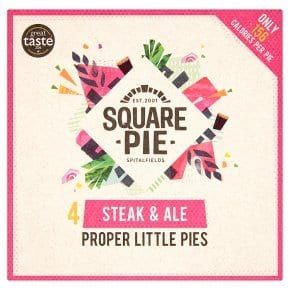 Square pie product review