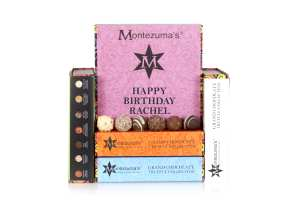 Montezuma chocolate christmas competition