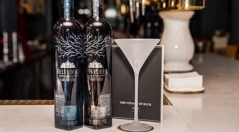belvedere single estate vodka