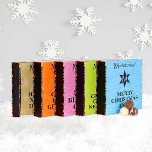 Montezuma chocolate christmas competition