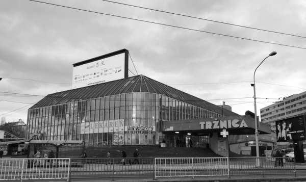 Market hall Bratislava