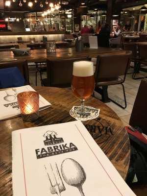 Fabrik beer pub Bratislava
