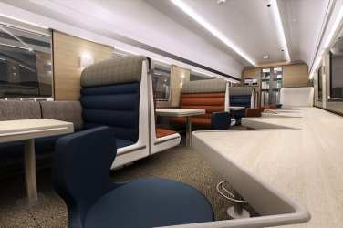 Caledonian Sleeper new trains