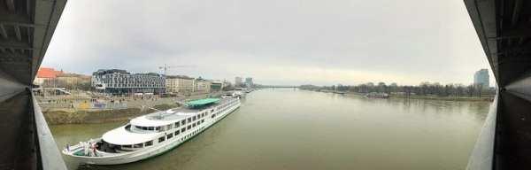 New Year Bratislava