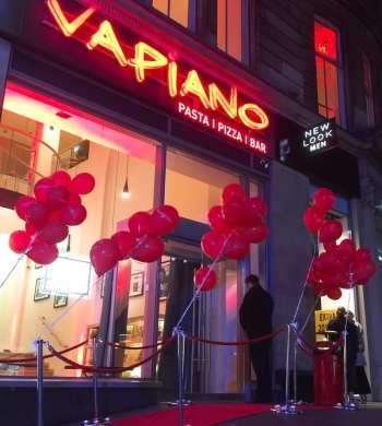Vapiano glasgow buchanan street