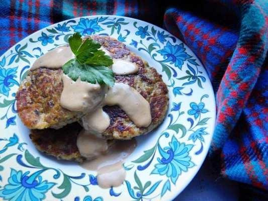 foodie quine haggis burns night recipe