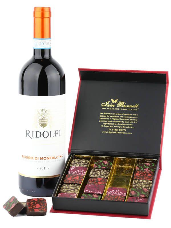 independent wine iain burnett chocolate valentines