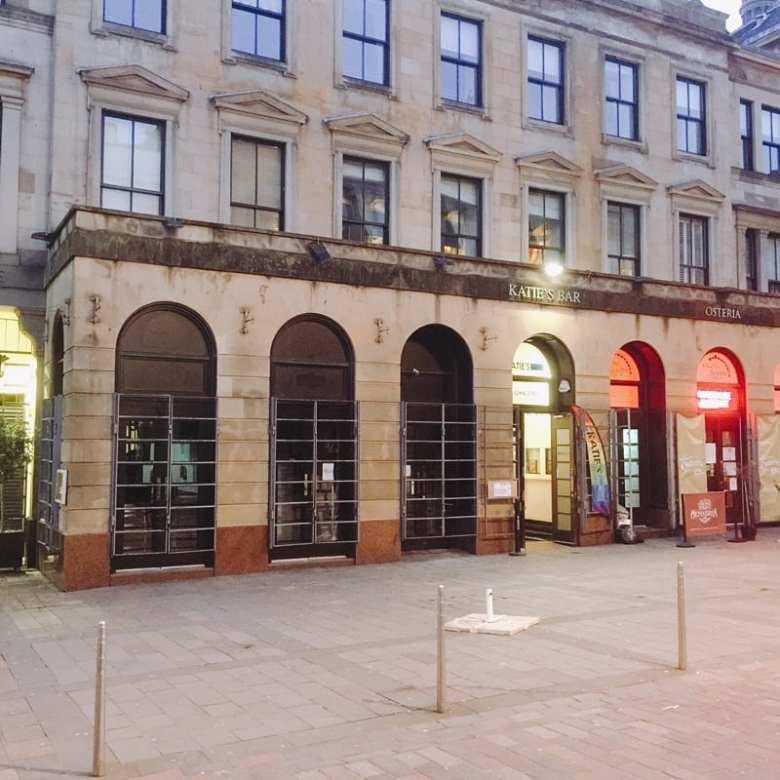 Singl-end merchant city Glasgow john street Glasgow foodie explorers