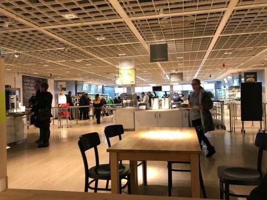 Ikea restaurant braehead glasgow