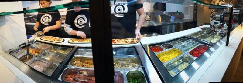@pizza edinburgh glasgow foodie explorers