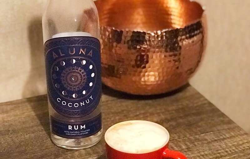 Recipe: Winter warmer Aluna Coconut Macchiato