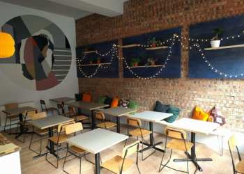 Gnom cafe Southside new opening foodie explorers Chompsky