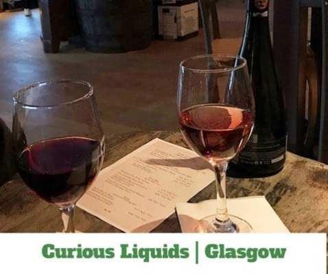Curious liquids Shawlands Glasgow