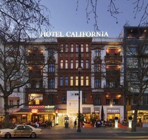 Easyjet Holidays Berlin hotel California