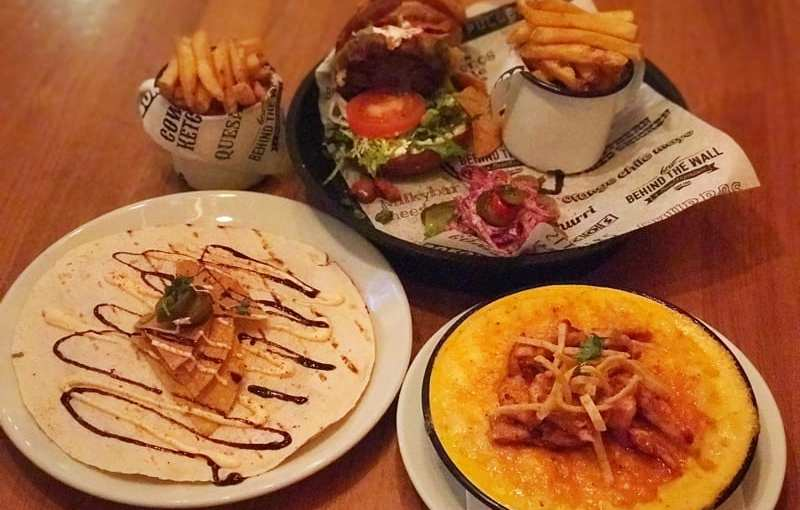 Food review: Behind the Wall, Falkirk
