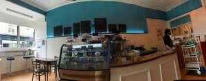 Mo beans coffee shop easter Road Edinburgh food blog foodie explorers