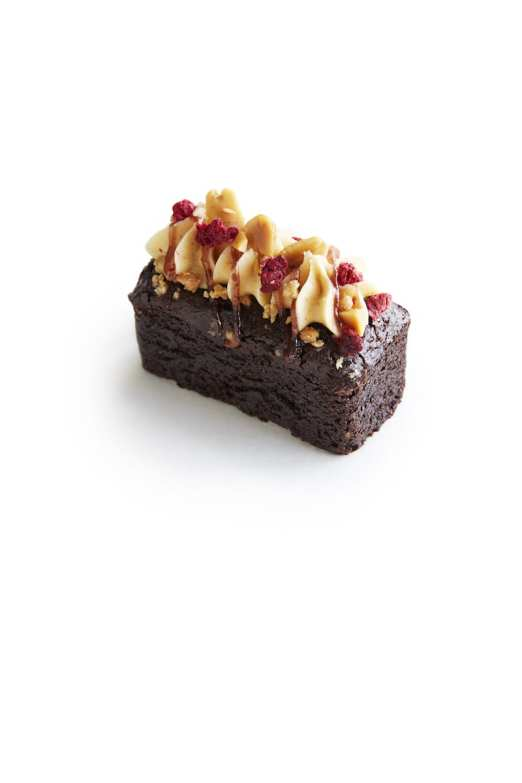 PB&J Brownie vegan