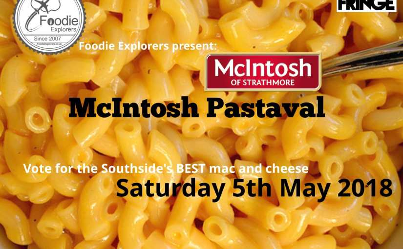 McIntosh Pastaval tickets on sale now