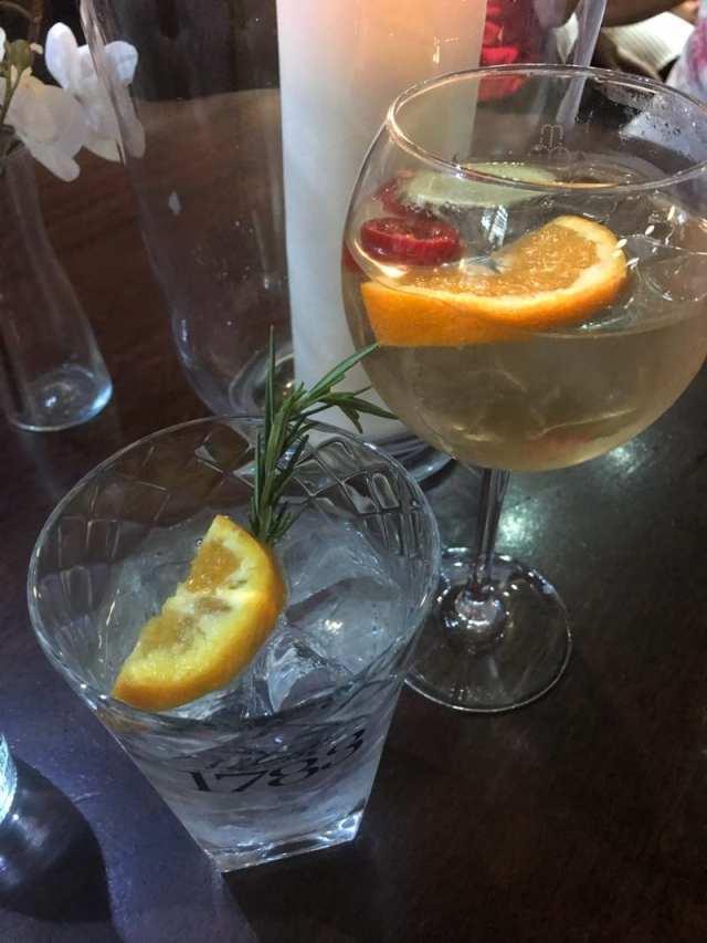 Mcgin glasgow Gin