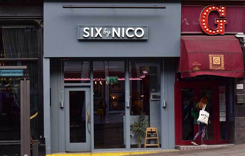 Food review: Six by Nico Edinburgh