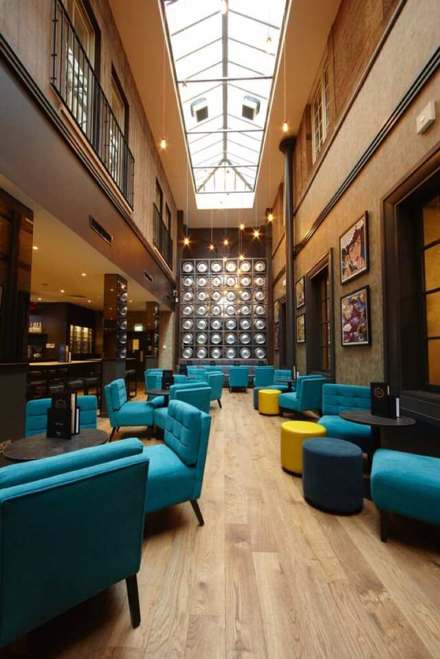 Malmaison Glasgow Mal Bar