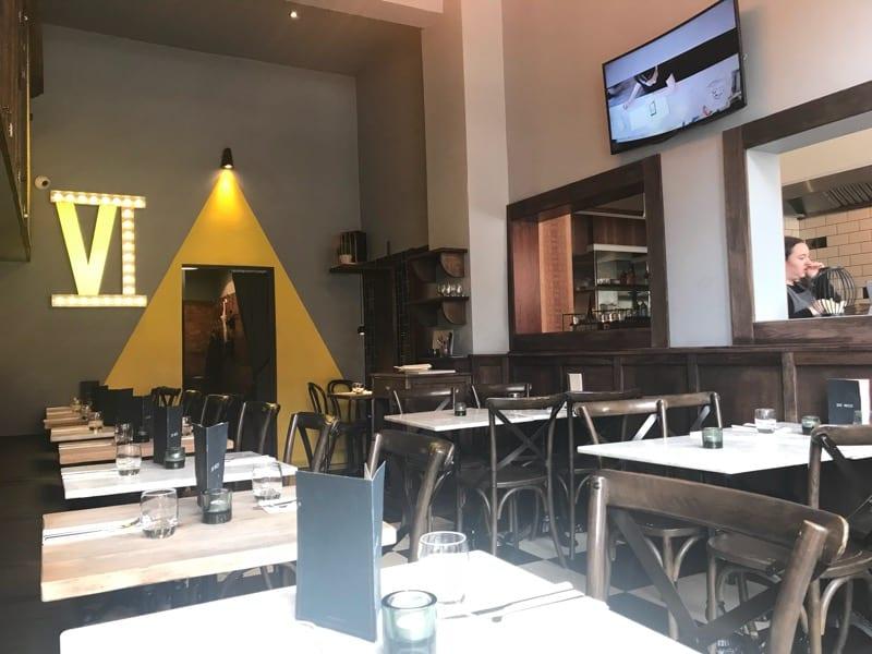 Mexico six by Nico Finnieston restaurant