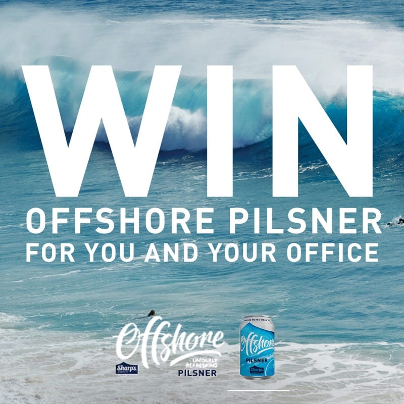 Sharps brewery offshore Pilsner