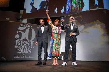 Massimo Bottura's Osteria Francescana wins again!