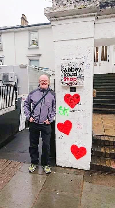 Beatles abbey road London