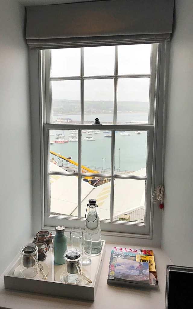 Chapel House - sea view