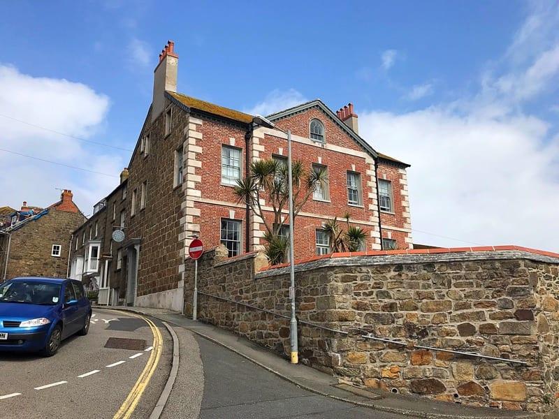 Chapel House - exterior