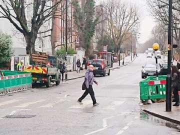 Beatles abbey road London