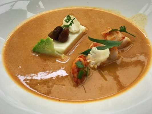 Marc Fosh Restaurant Palma Majorca Mallorca Michelin star foodie explorers