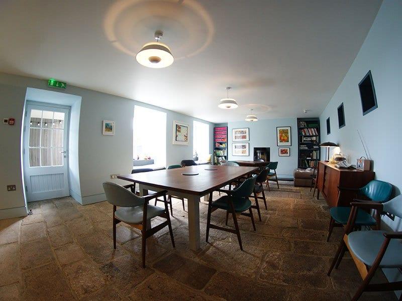Chapel House, Penzance - Breakfast room