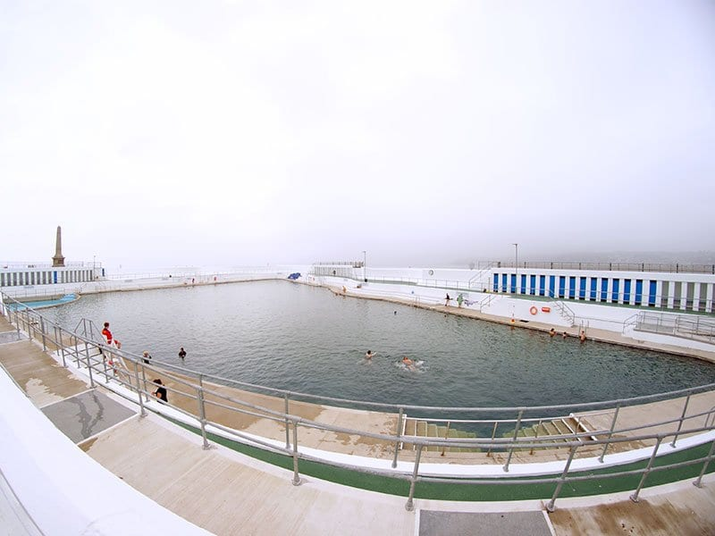 Jubilee outdoor pool, Penzance