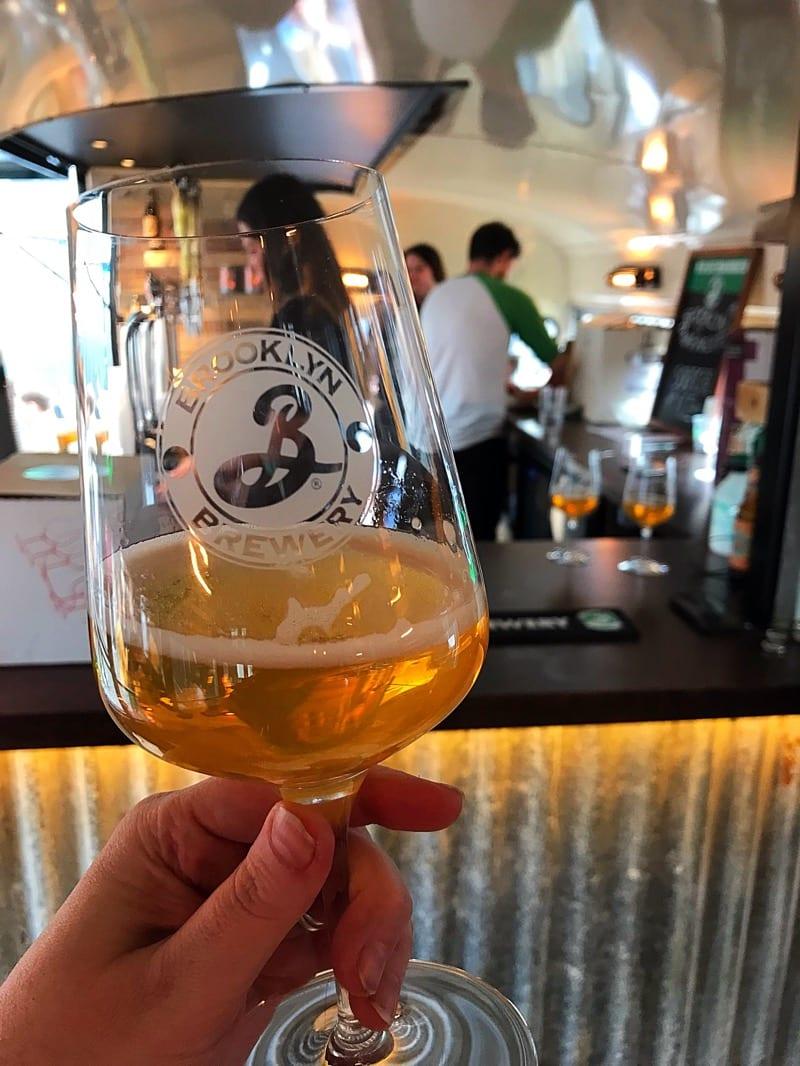 Brooklyn brewery Brooklyn on tour Glasgow